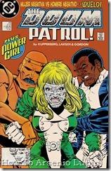 P00016 - Doom Patrol v2 #13