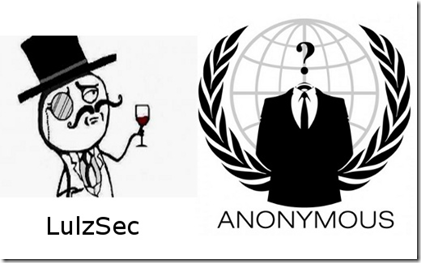 Lulz Security & Anonymous