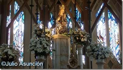 Virgen  del Puy