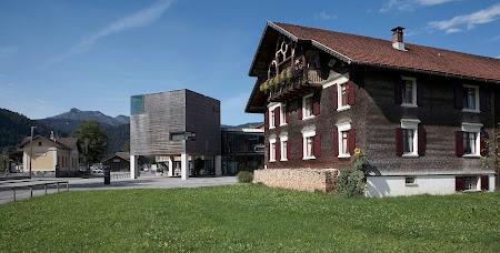 Traditional Austria: Bregenzerwald arhitectura