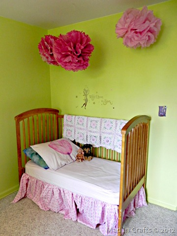 Fairy Garden Room Bed