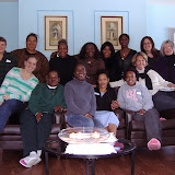Baltimore Women's Retreat in September 2007 at Holy Trinity Center (inside)