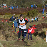 Ilkley Moor U8 Juniors 2013 by Dave
