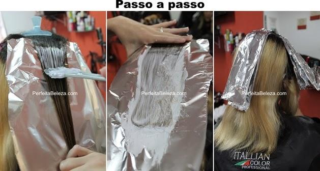 mechas, cabeleireiro especialista em loiros