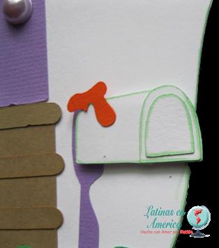 Ka Doodle Bug Designs - Latinas en America - Shaped Card - Teeth Shaped Card  Ruthie Lopez DT 4