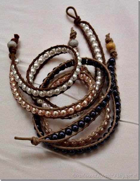 Fili corda e perle