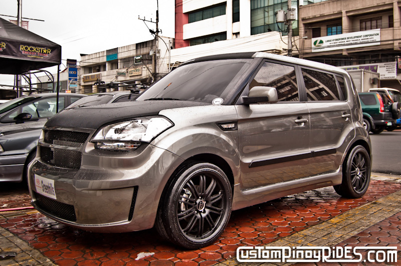 Atoy Customs Kia Soul Body Kit Custom Pinoy Rides quarter