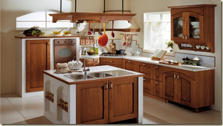 decoración de cocinas clasicas5