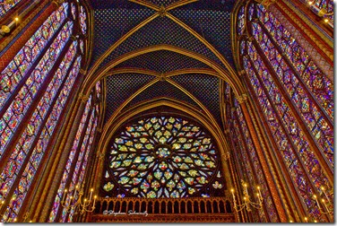 st chapelle interior