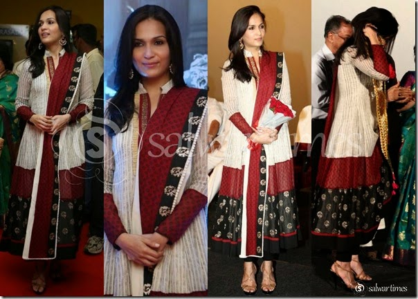 Soundarya_Rajini_Kanth_Full_Sleeves_Salwar_Kameez