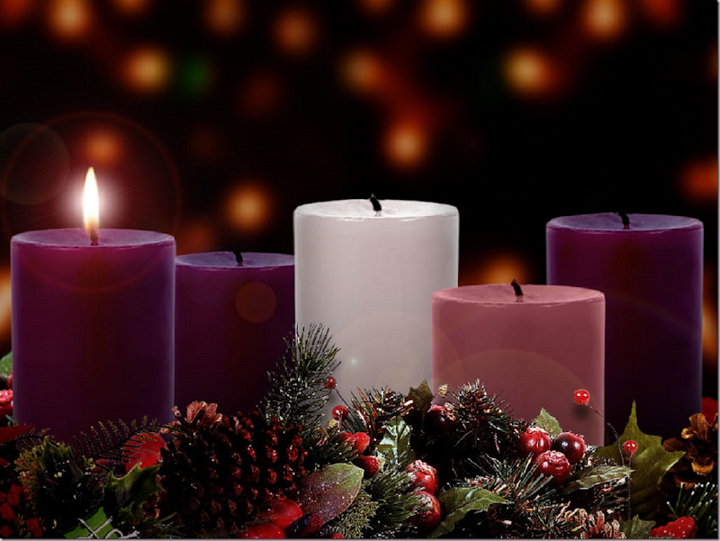 First Week of Advent ~ The Candle of Hope