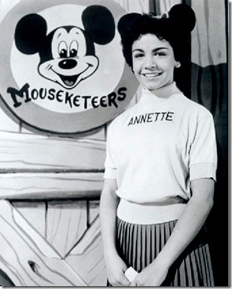 Micky Mouse Club - Annette Funicello