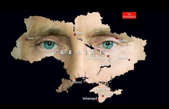 Crimèa Federacion de Rússia vist per The Economist