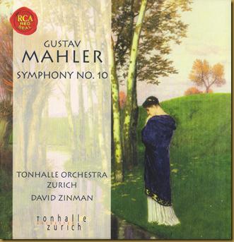 Symphony no.10 Cover