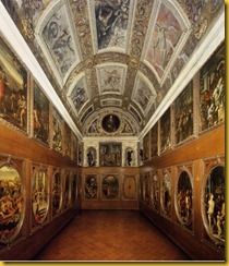 Firenze -Palazzo Vecchio_Studiolo