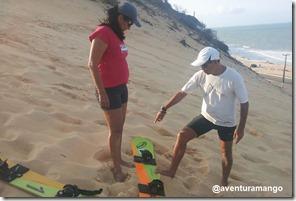 Orientações sandboard