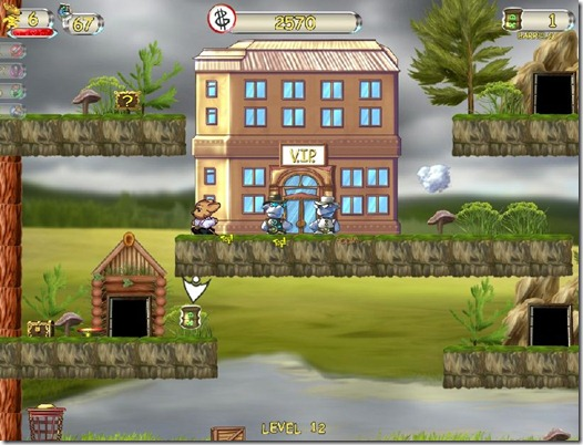 Sky Taxi 2 - Storm 2012 free full game (5)