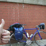Bikey, fully-loaded and ready to roll. Extreeme!
