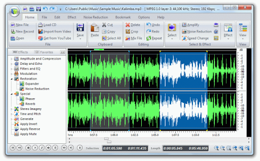 Descargar Free Audio Editor gratis