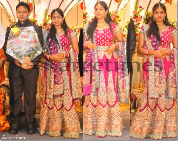 Jyothi_Krishna_Wedding_Reception_Saree