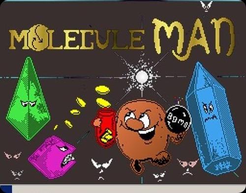 molecule-man