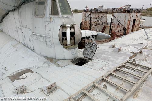 ekranoplano projeto 903 lun russo russia uniao sovietica desbaratinando (37)