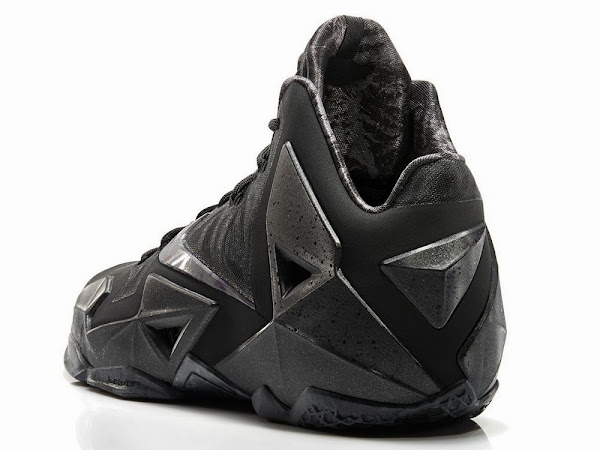 LeBron 11 Blackout Gets Sooner Release Date Drops this Saturday