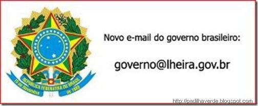 face outras emailgoverno