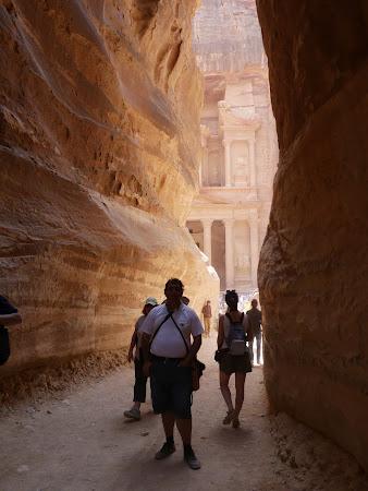 Obiective turistice Petra: Tezaurul