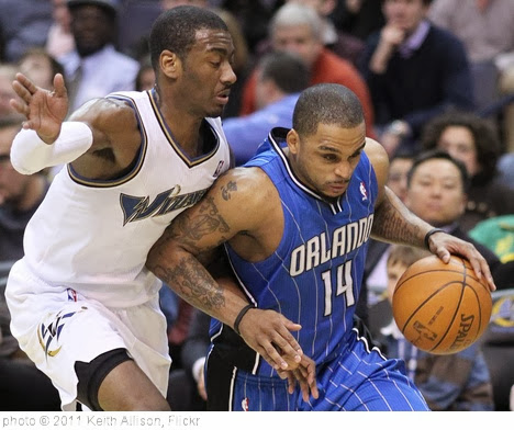 'Jameer Nelson and John Wall' photo (c) 2011, Keith Allison - license: http://creativecommons.org/licenses/by-sa/2.0/