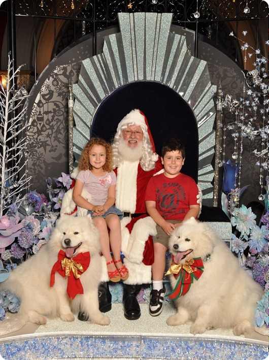 Santa Photo 2012