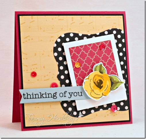 Thinking of You by Tammy Hershberger