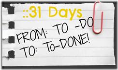 1 31 days