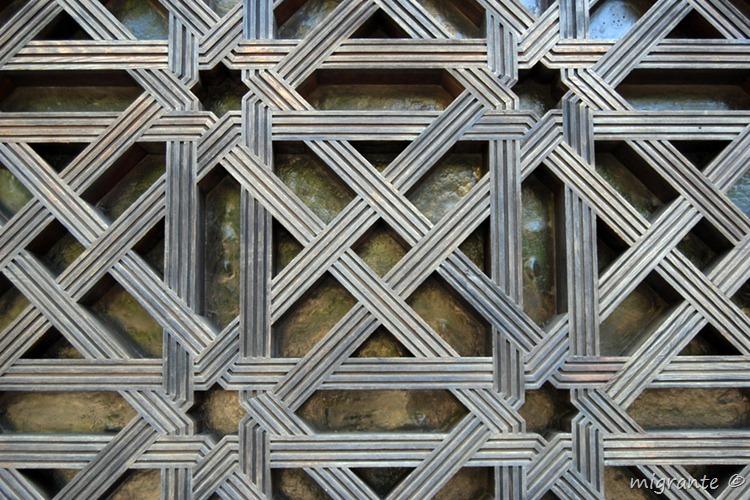 detalle ventana - mezquita de córdoba