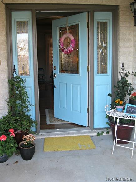 spring entry redo