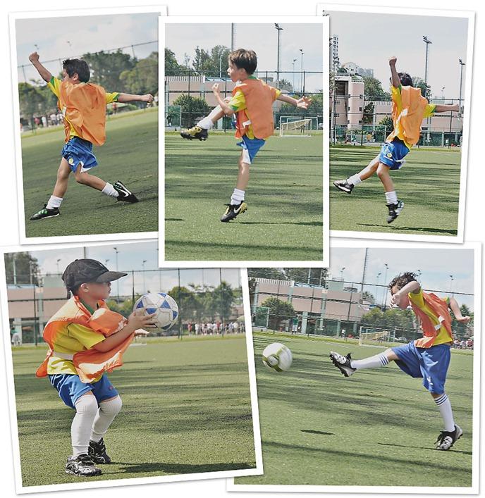 Soccer-action-shots