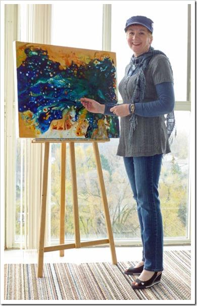 cherylo artist painter