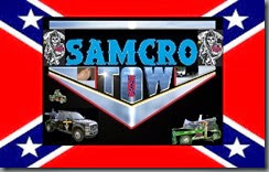 SAMCRO TOW REBEL MINI
