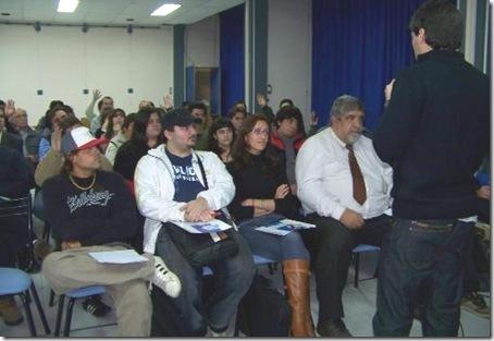 Se realizó con éxito el Seminario de Marketing en Internet en la Universidad Atlántida Argentina-