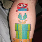 super mario bros - tattoo meanings