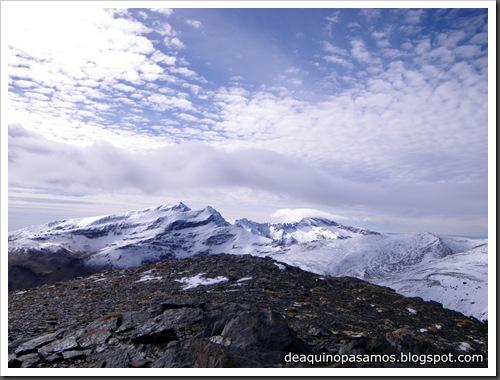 Picon de Jerez 3090m, Puntal de Juntillas y Cerro Pelao 3181m (Sierra Nevada) (Isra) 2777