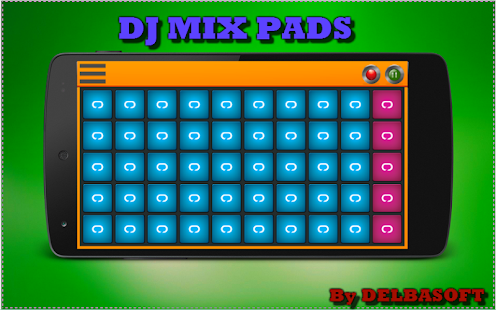 DJ Mix Pads - screenshot