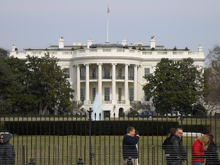 Things to do in Washington: see White House