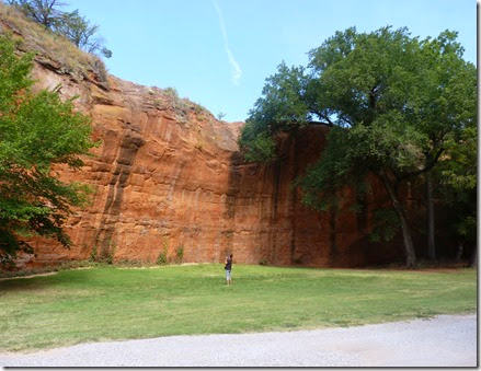 Red Rock Canyon S.P OK