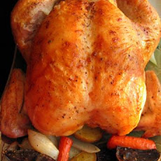 Garlic Roast Chicken (Barefoot Contessa)
