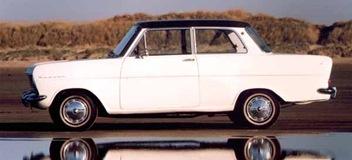 Opel Kadett A 2 p 1962