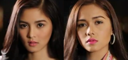Kim Chiu and Maja Salvador in Ina, Kapatid, Anak