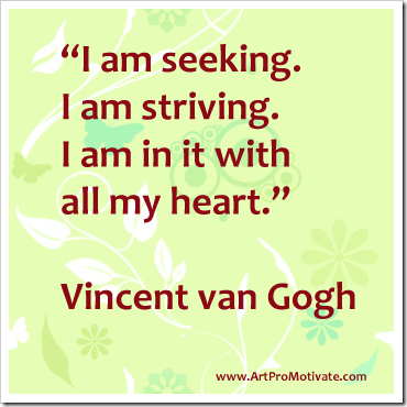 van gogh quotes