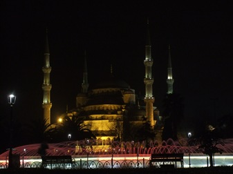 mezquita Sultanahmet (Azul), Estambul