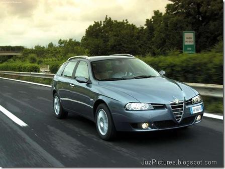 Alfa Romeo 156 Sportwagon 2.0 JTD (2003)3